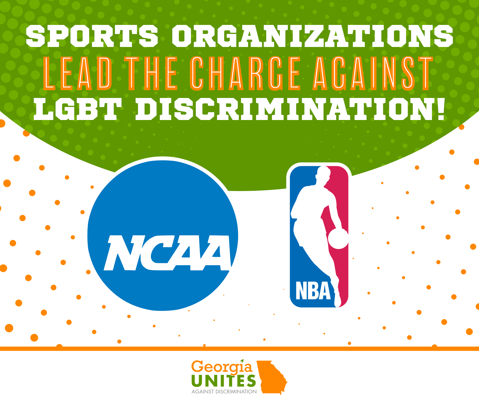 Sports Organizations Lead the Charge to Uproot LGBT Discrimination in the States