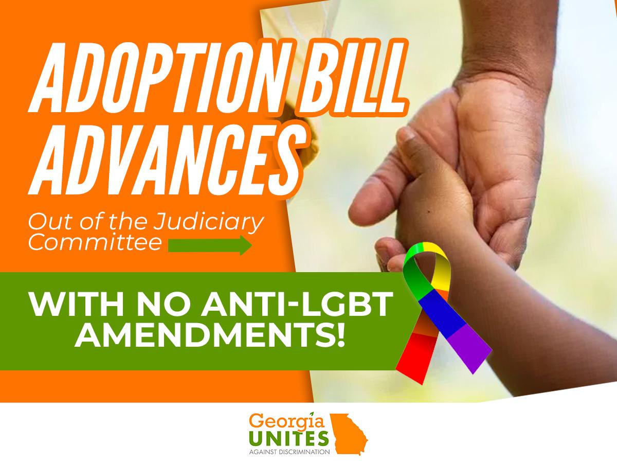 2018 Legislative Session Update: Clean Adoption Bill Passes Judiciary Committee