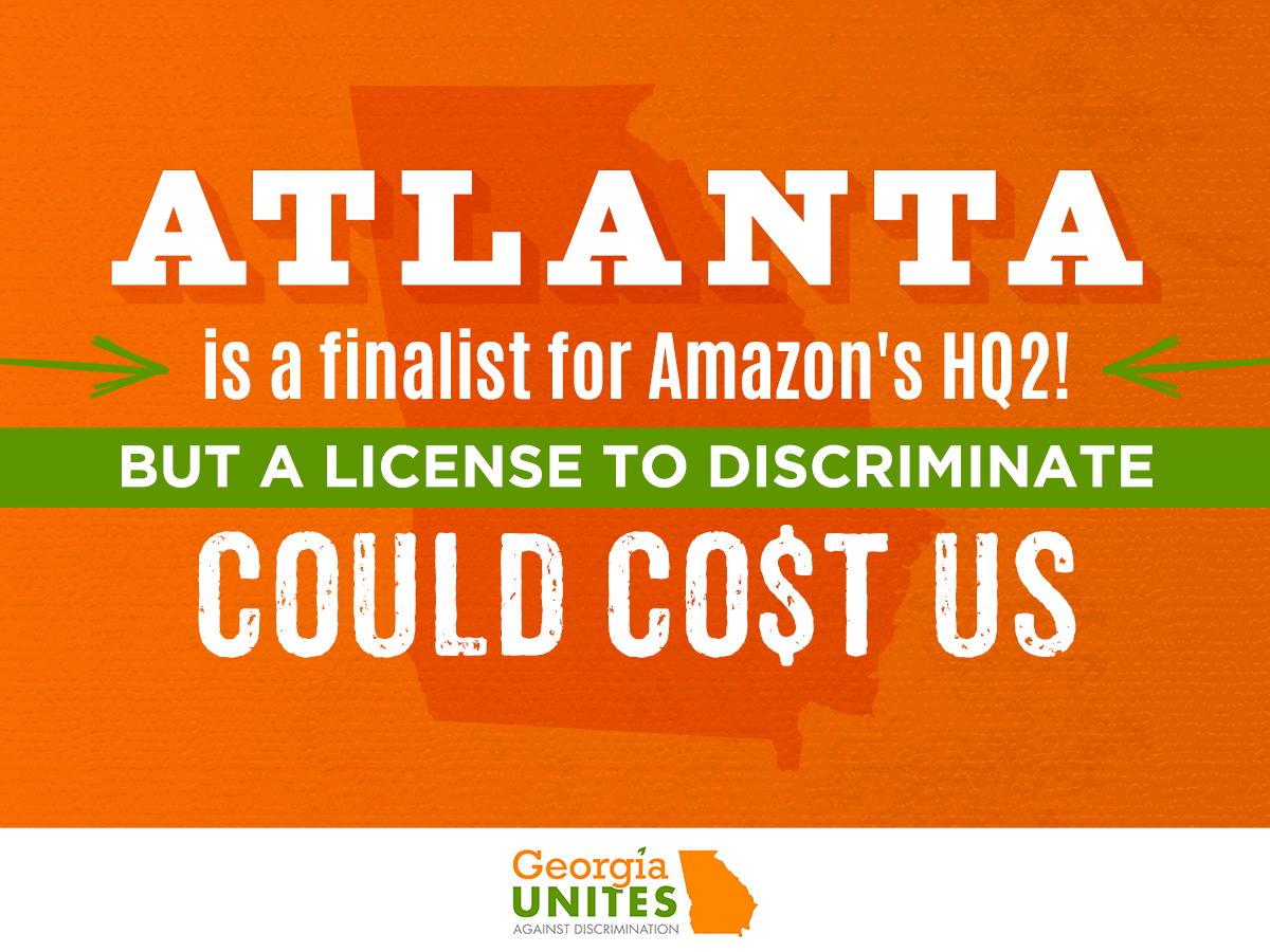 Atlanta Selected as Top-20 Finalist for Amazon's Second Headquarters