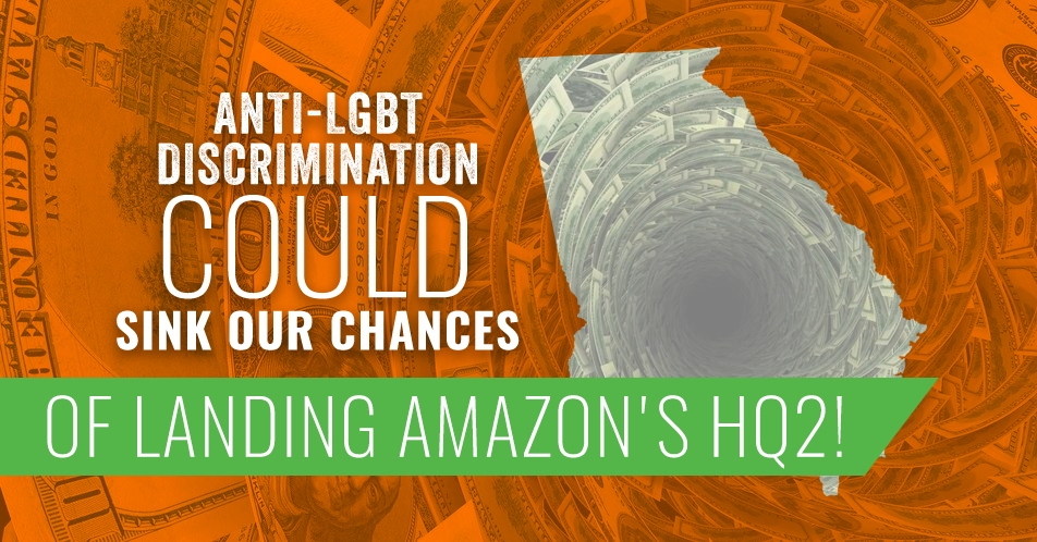 Amazon's Corporate Culture of Inclusion Makes Considering Anti-LGBT Bills A Dicey Move for Top-20 Prospects