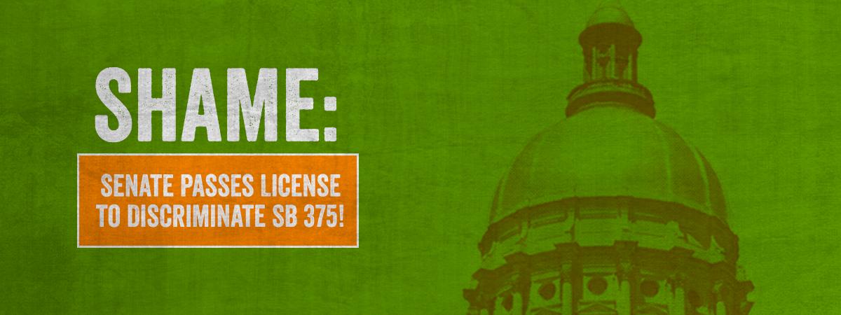 GA Senate Passes SB 375