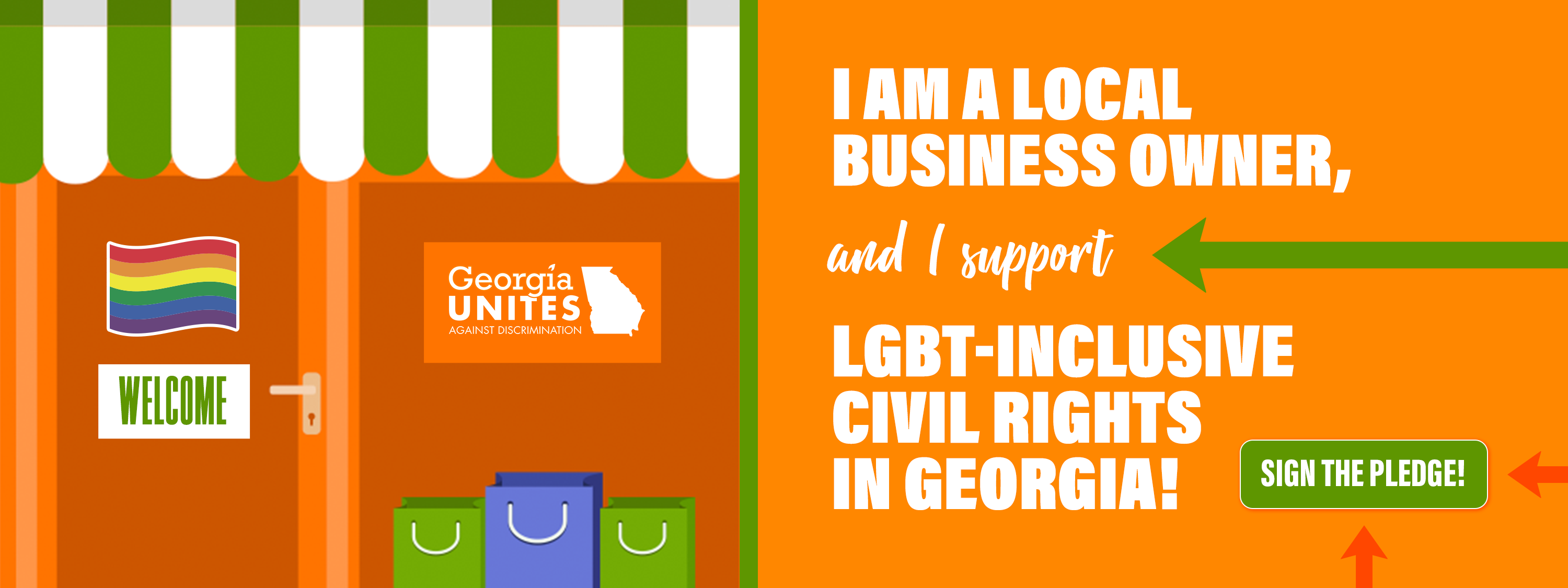 GA Small Biz Pledge