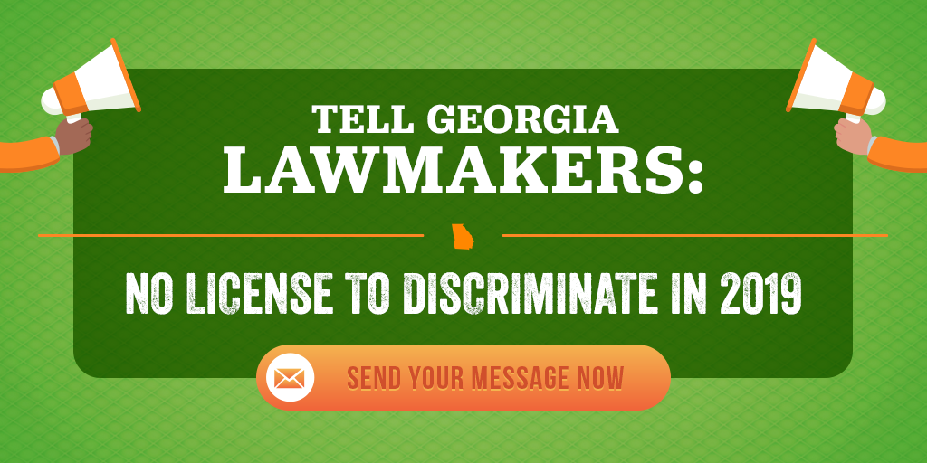 URGENT: Broad License to Discriminate Introduced in the Senate
